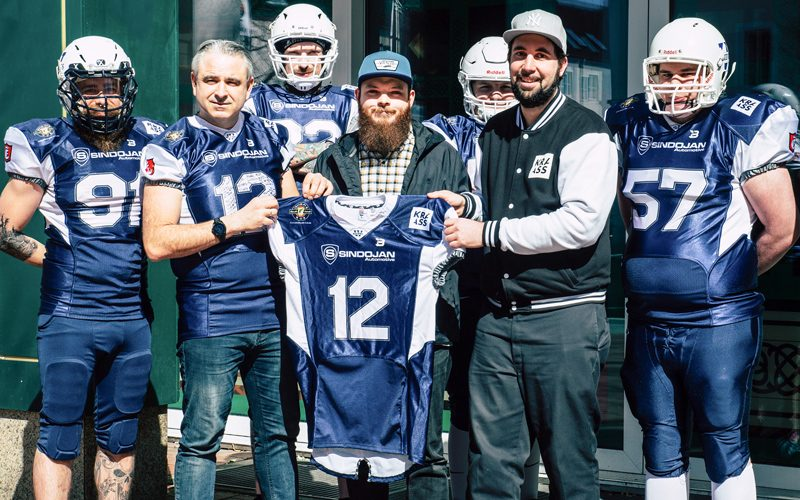 Start der American-Football-Saison 2018