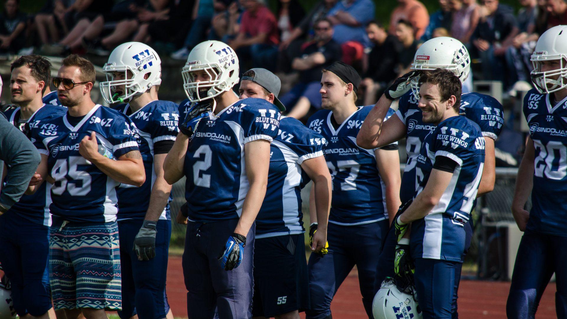 Mission erfolgreich: Blue Wings glänzen im letzten Heimspiel der Saison