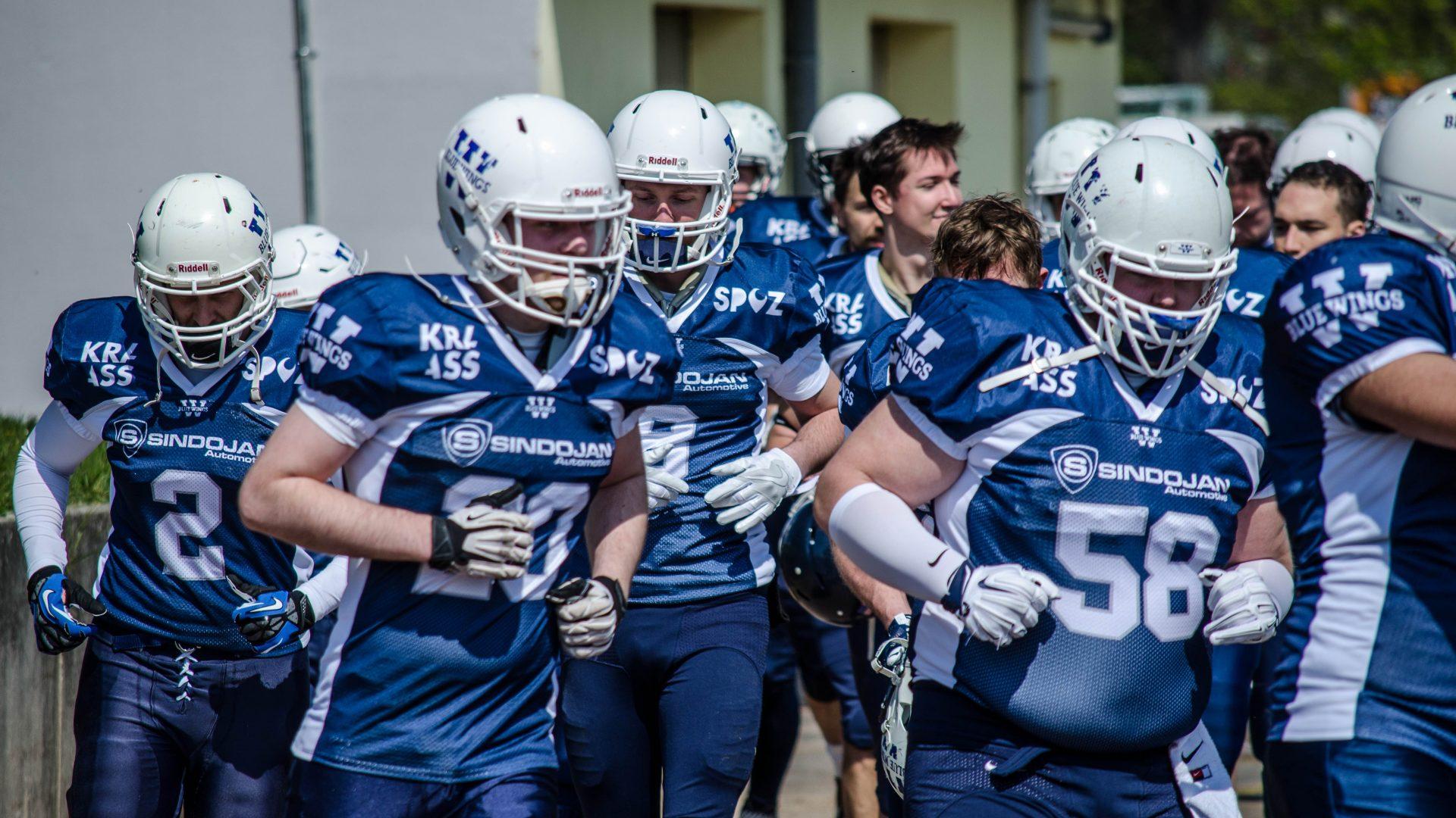 David gegen Goliath: Blue Wings im Playoff-Finale gegen Göttingen