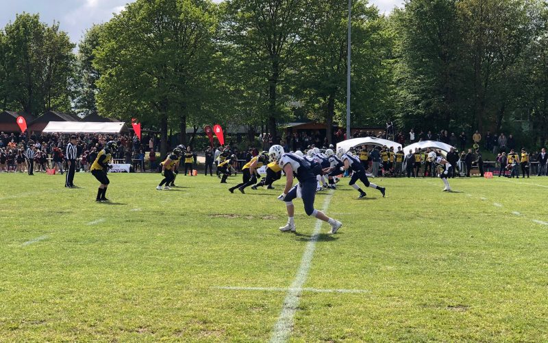 Angekommen: Blue Wings erarbeiten sich ersten Sieg in der Regionalliga